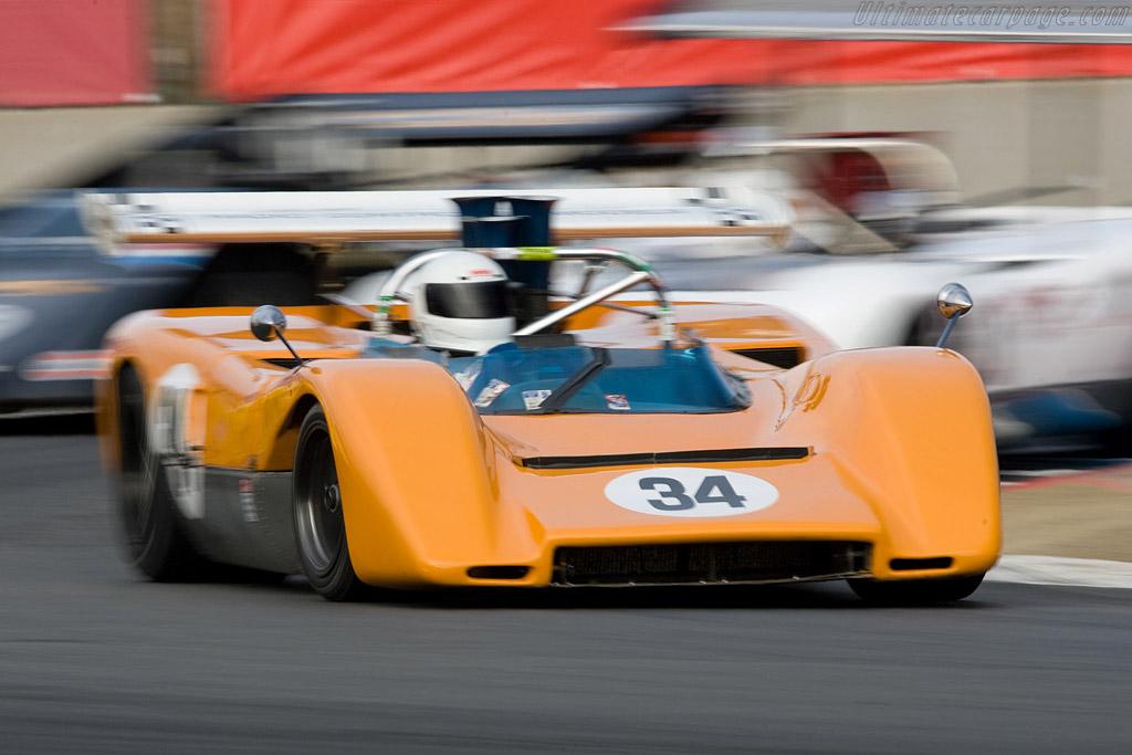 McLaren M8C - Chassis: M8C-70-10   - 2008 Monterey Historic Automobile Races