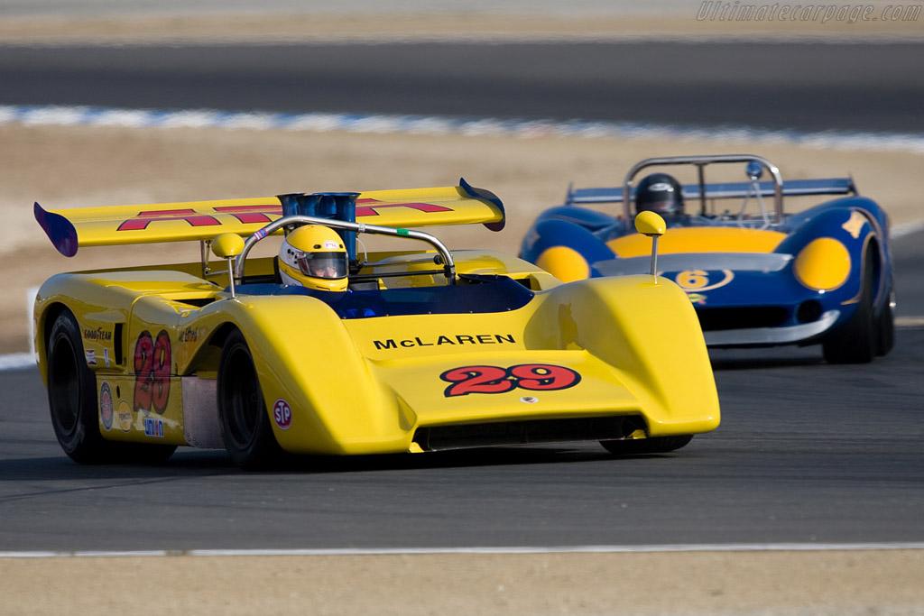 McLaren M8E Chevrolet - Chassis: M8E-80-04   - 2008 Monterey Historic Automobile Races