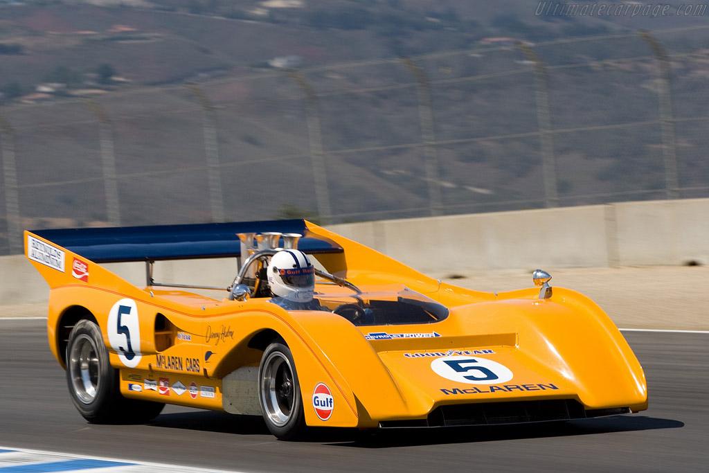 McLaren M8F - Chassis: M8F/2   - 2008 Monterey Historic Automobile Races