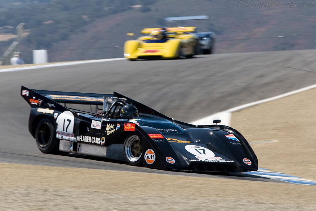 McLaren M8FP - Chassis: 6-72   - 2008 Monterey Historic Automobile Races