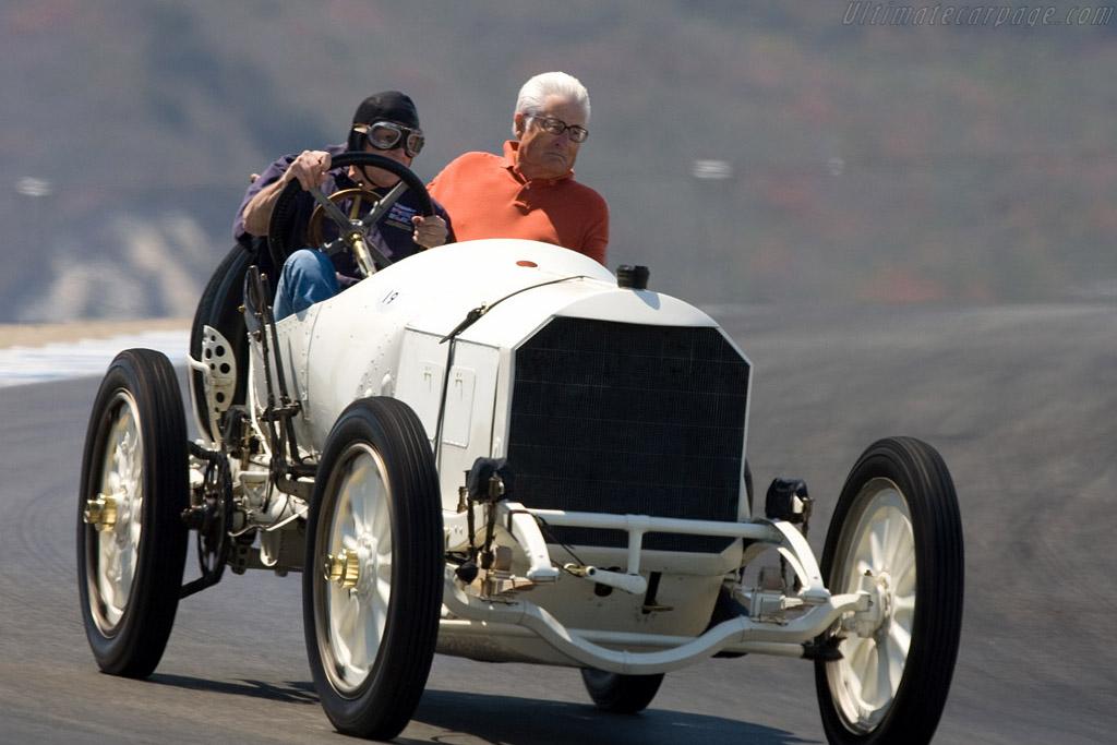 Mercedes Grand Prix    - 2008 Monterey Historic Automobile Races