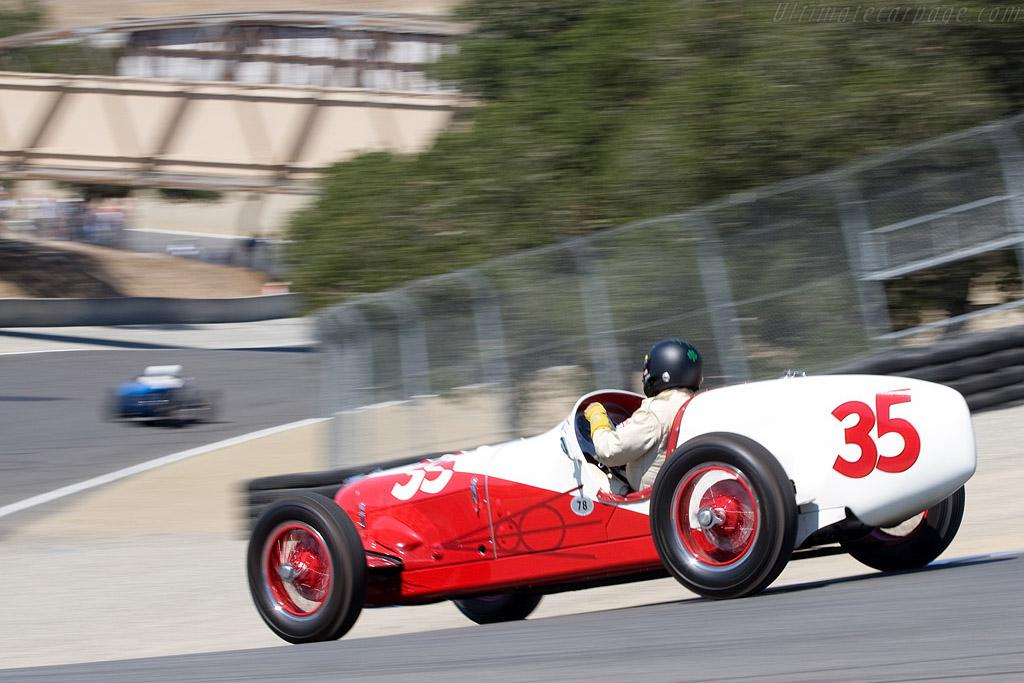 Miller Ford    - 2008 Monterey Historic Automobile Races