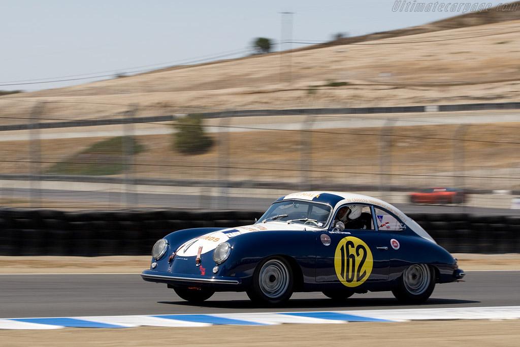 Porsche 356    - 2008 Monterey Historic Automobile Races