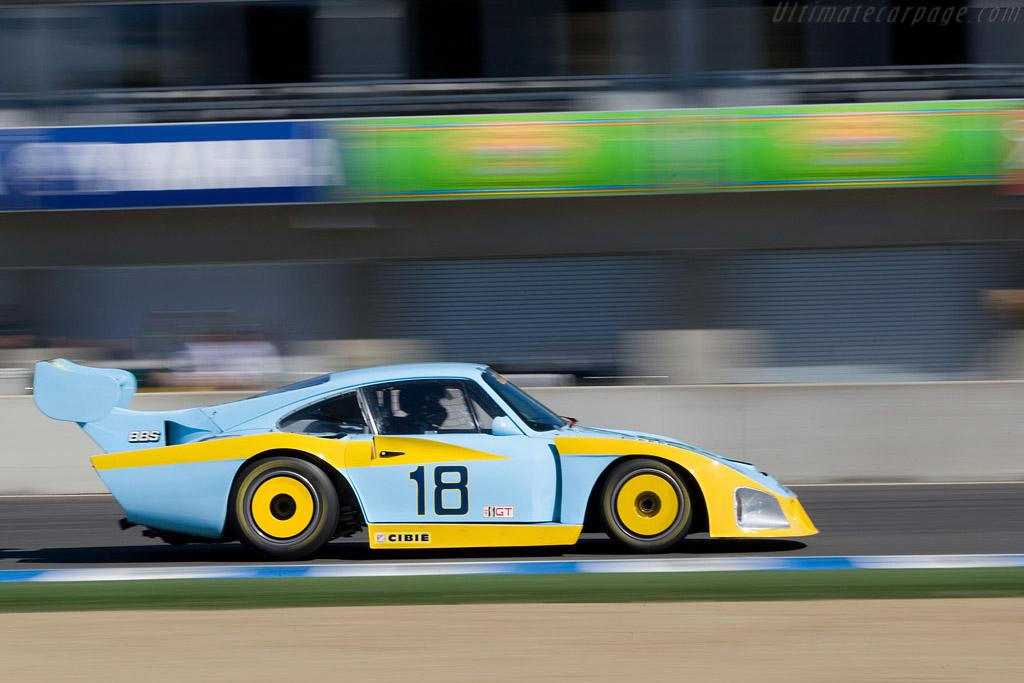 Porsche 935 - Chassis: JLP-3   - 2008 Monterey Historic Automobile Races