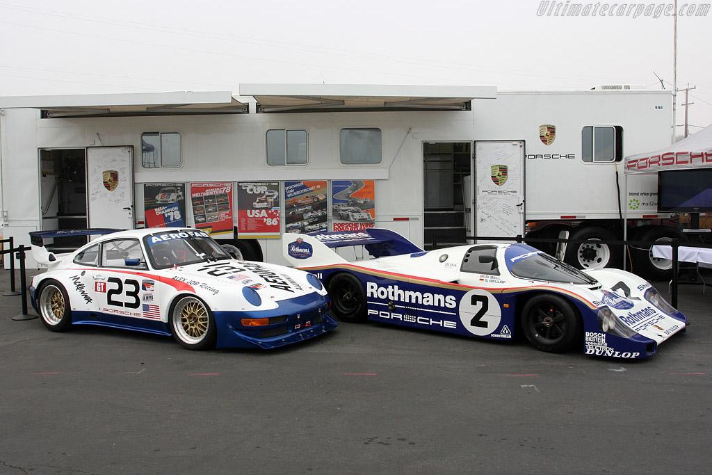 Porsche's 60th anniversary    - 2008 Monterey Historic Automobile Races