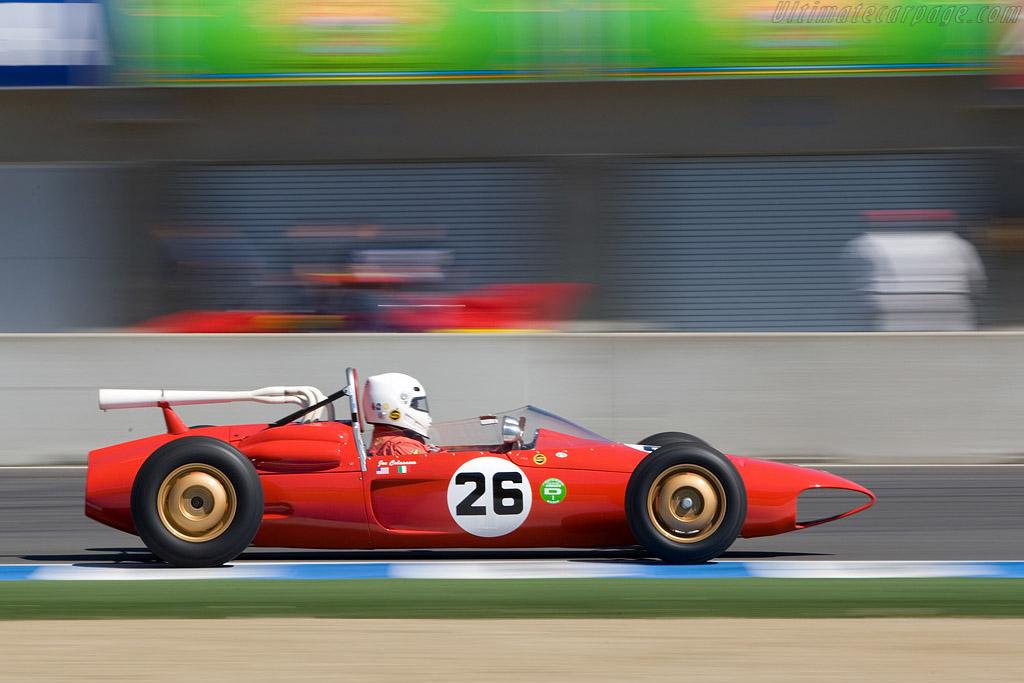 Stanguellini Delfino F-Jr    - 2008 Monterey Historic Automobile Races