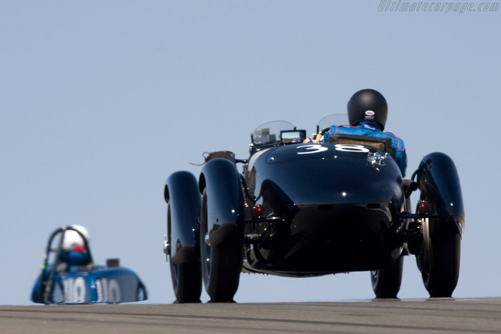 Talbot Lago T26 SS - Chassis: 90203   - 2008 Monterey Historic Automobile Races