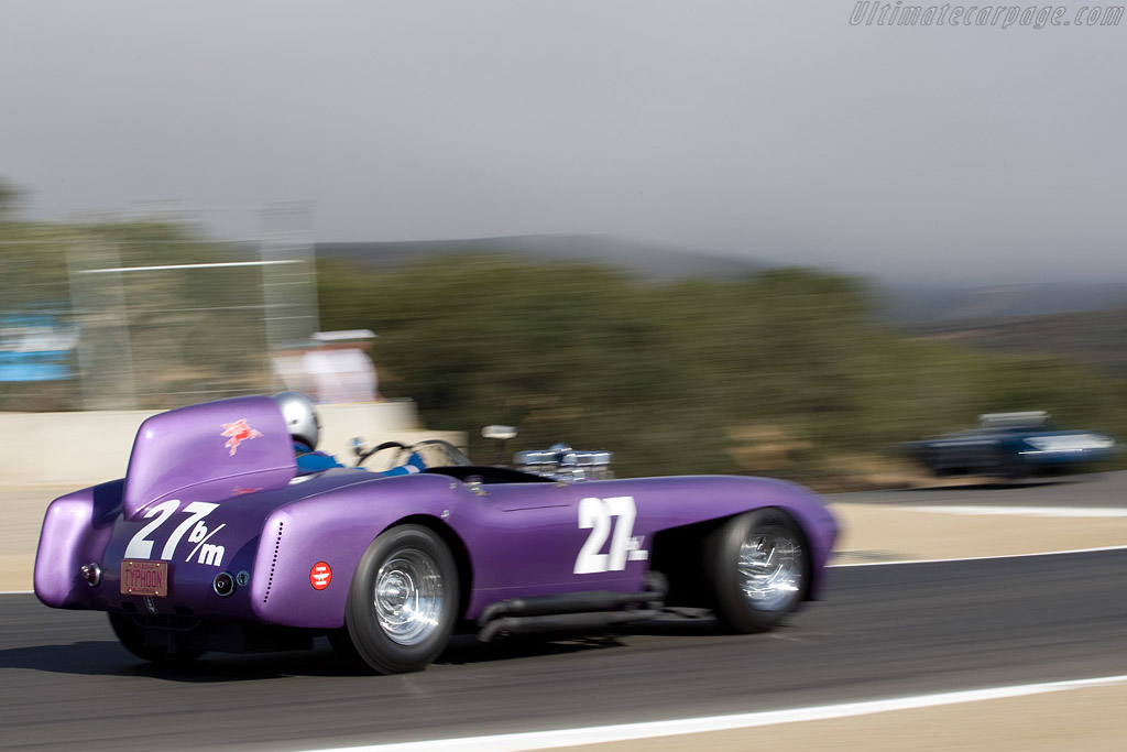 Townsend Typhoon    - 2008 Monterey Historic Automobile Races