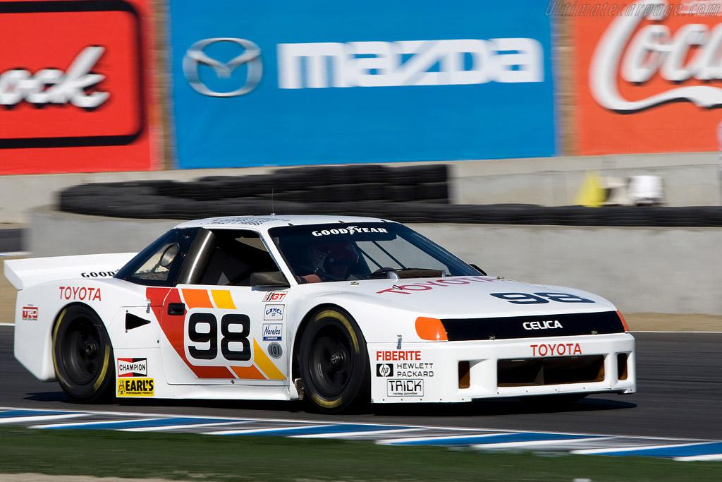 Toyota Celica GTO    - 2008 Monterey Historic Automobile Races