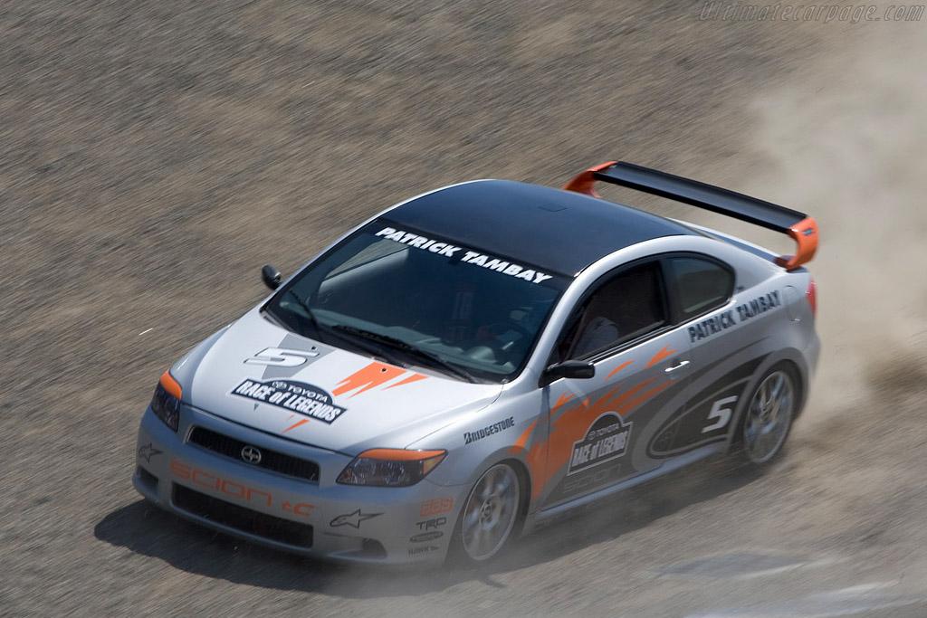 Toyota Race of Legends    - 2008 Monterey Historic Automobile Races