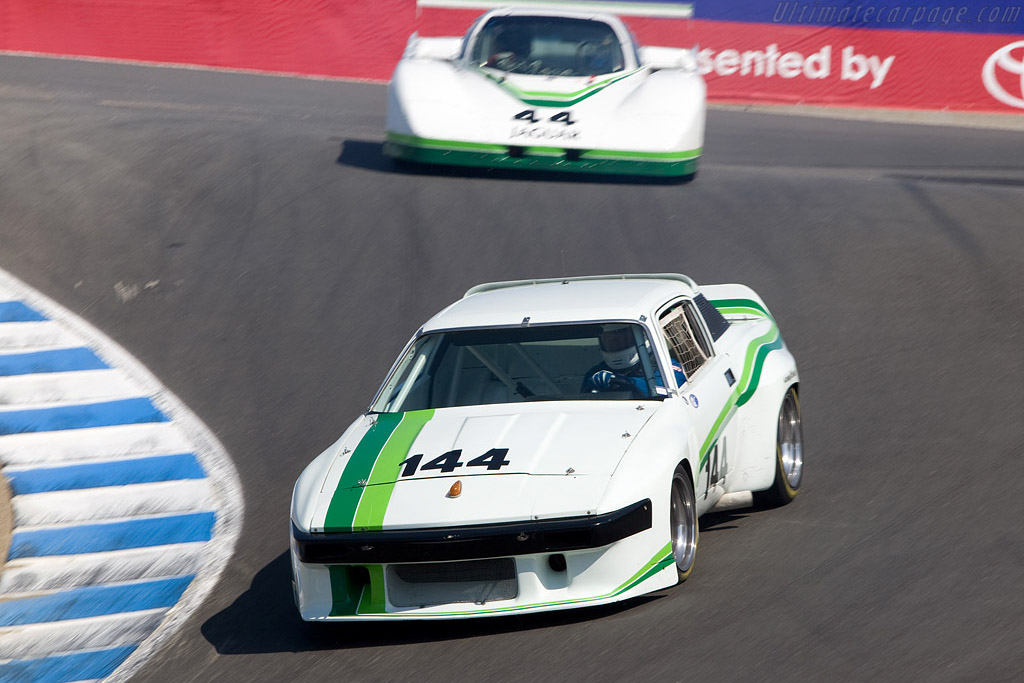 Triumph TR8    - 2008 Monterey Historic Automobile Races