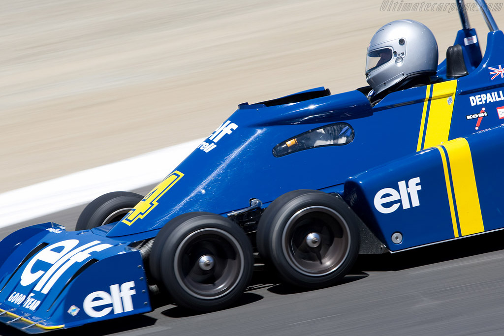 Tyrrell P34 - Chassis: P34/8   - 2008 Monterey Historic Automobile Races