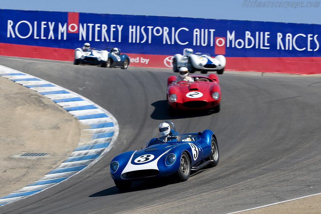 Welcome to Laguna Seca    - 2008 Monterey Historic Automobile Races