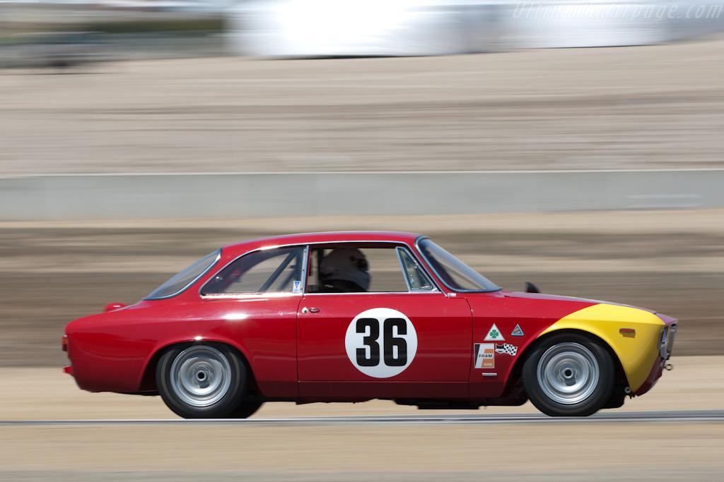 Alfa Romeo GTA - Chassis: AR613006   - 2009 Monterey Historic Automobile Races
