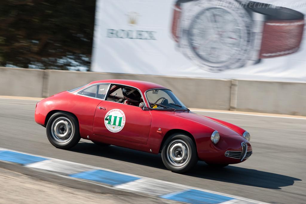 Alfa Romeo SZ    - 2009 Monterey Historic Automobile Races