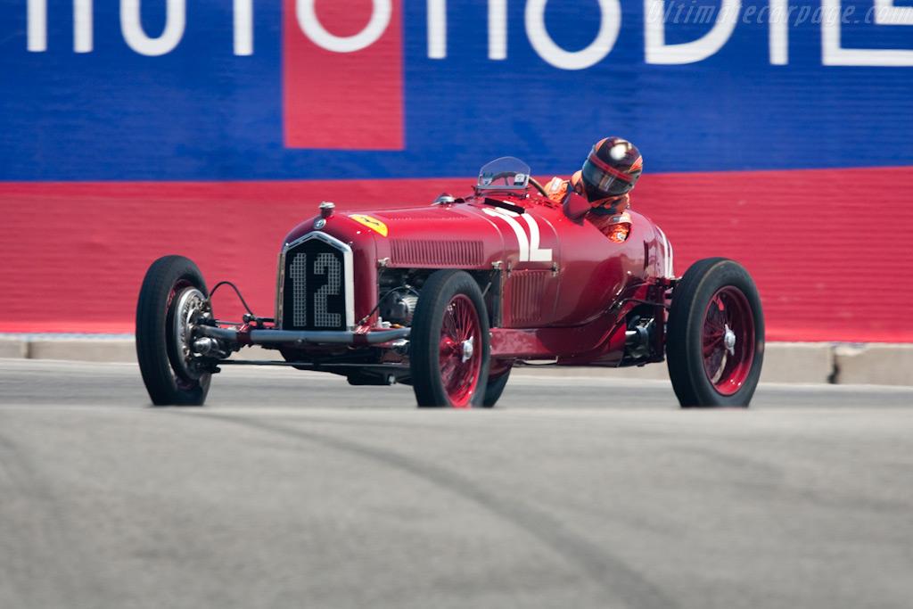 Alfa Romeo Tipo B - Chassis: 50005   - 2009 Monterey Historic Automobile Races