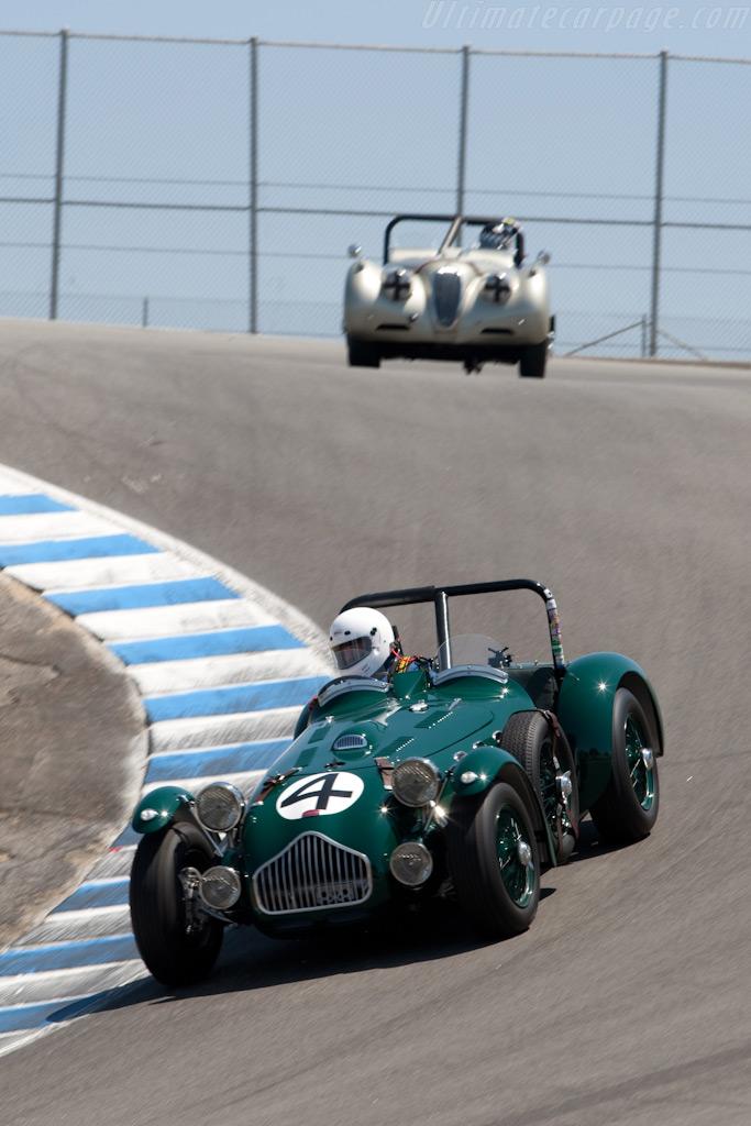 Allard J2 Le Mans    - 2009 Monterey Historic Automobile Races