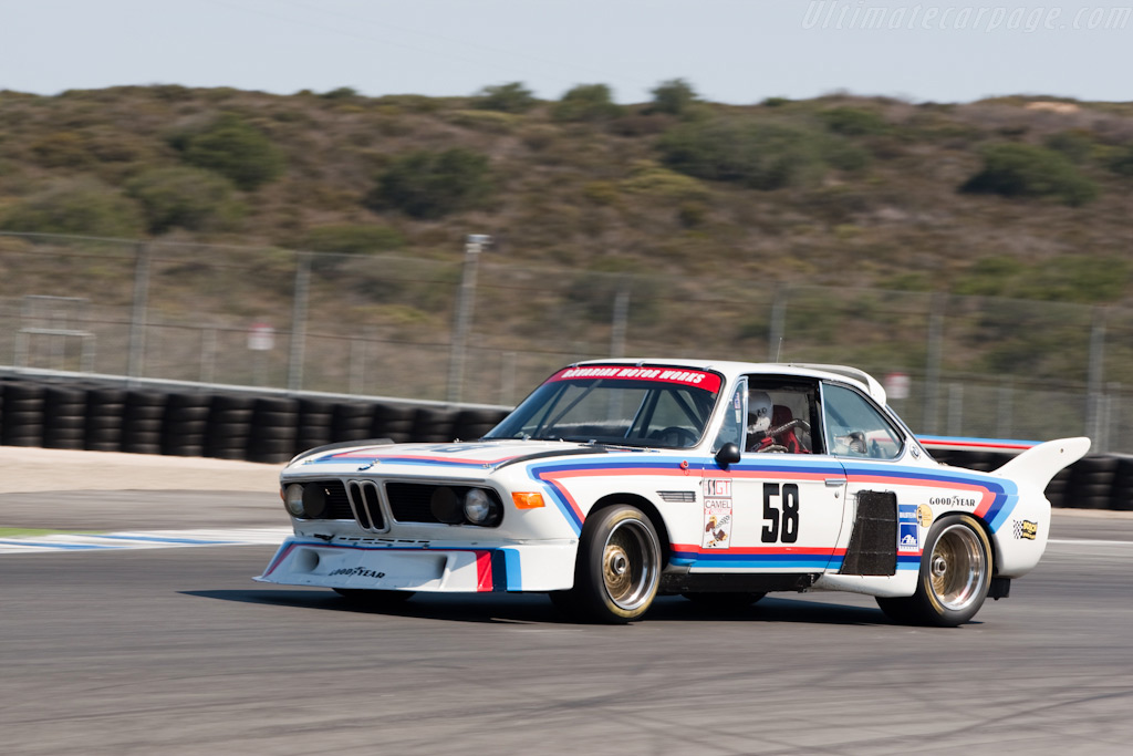BMW 3.5 CSL - Chassis: 2275987   - 2009 Monterey Historic Automobile Races
