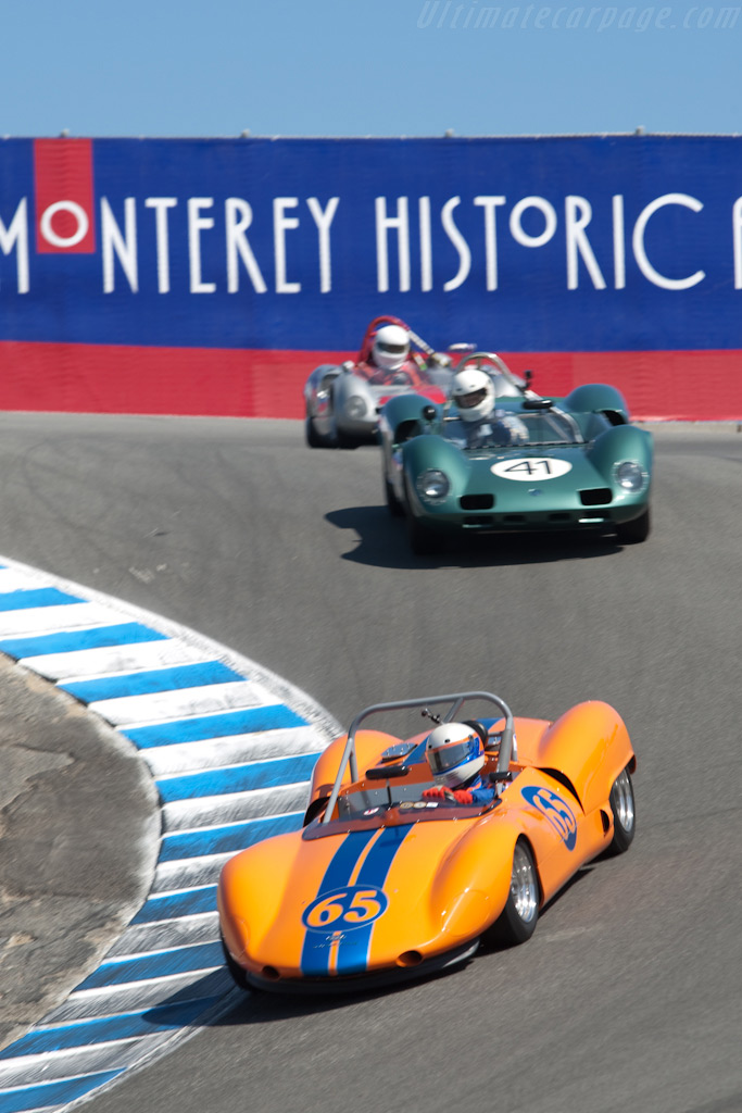 Bobsy Porsche SR-3    - 2009 Monterey Historic Automobile Races