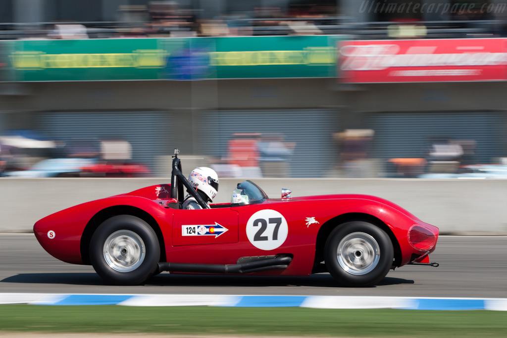 Bocar XP-5    - 2009 Monterey Historic Automobile Races