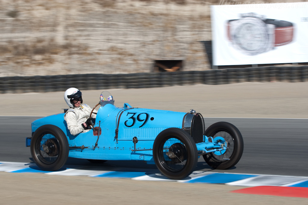 Bugatti Type 39A - Chassis: 4810   - 2009 Monterey Historic Automobile Races