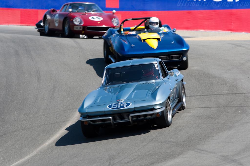Chevrolet Corvette Z06    - 2009 Monterey Historic Automobile Races