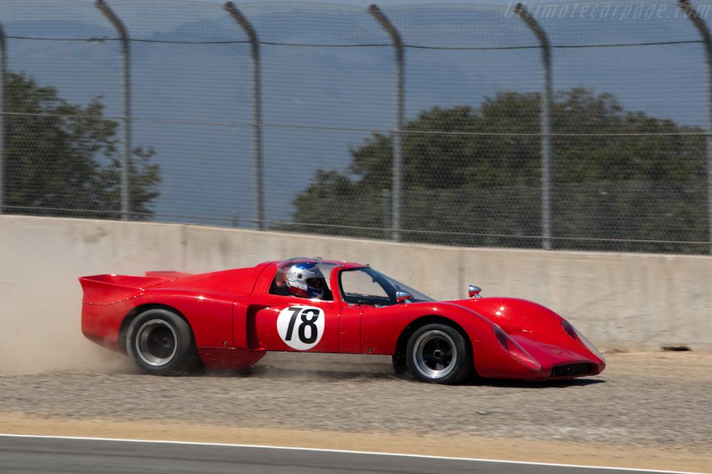 Chevron B16 - Chassis: CH-DBE-28   - 2009 Monterey Historic Automobile Races