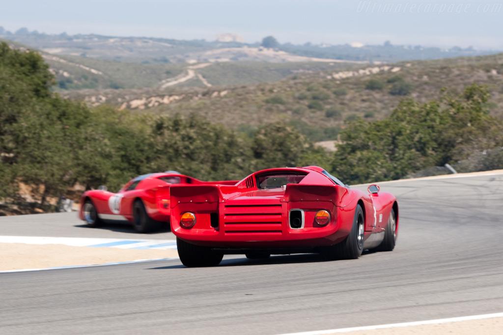 Chevron B16    - 2009 Monterey Historic Automobile Races