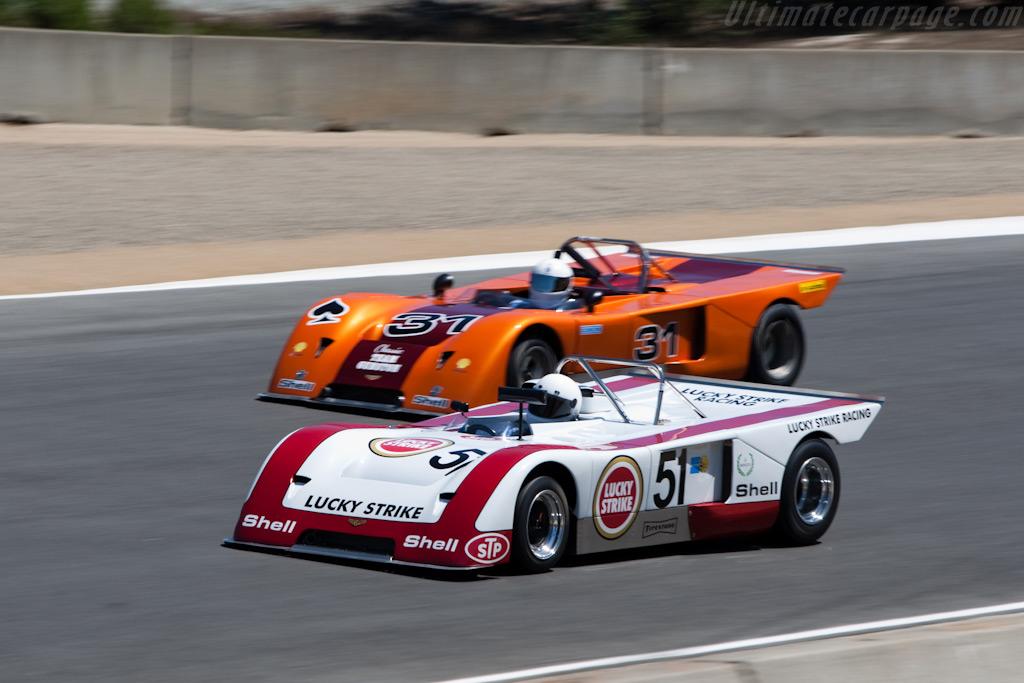 Chevron B19 - Chassis: B19-71-18   - 2009 Monterey Historic Automobile Races