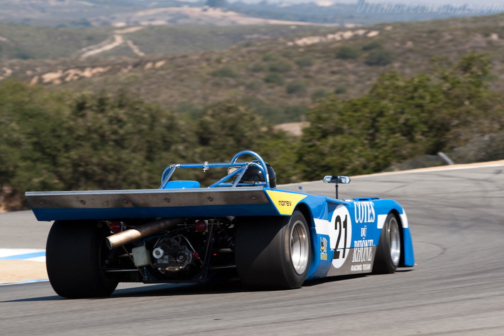 Chevron B23 - Chassis: B23-73-25   - 2009 Monterey Historic Automobile Races