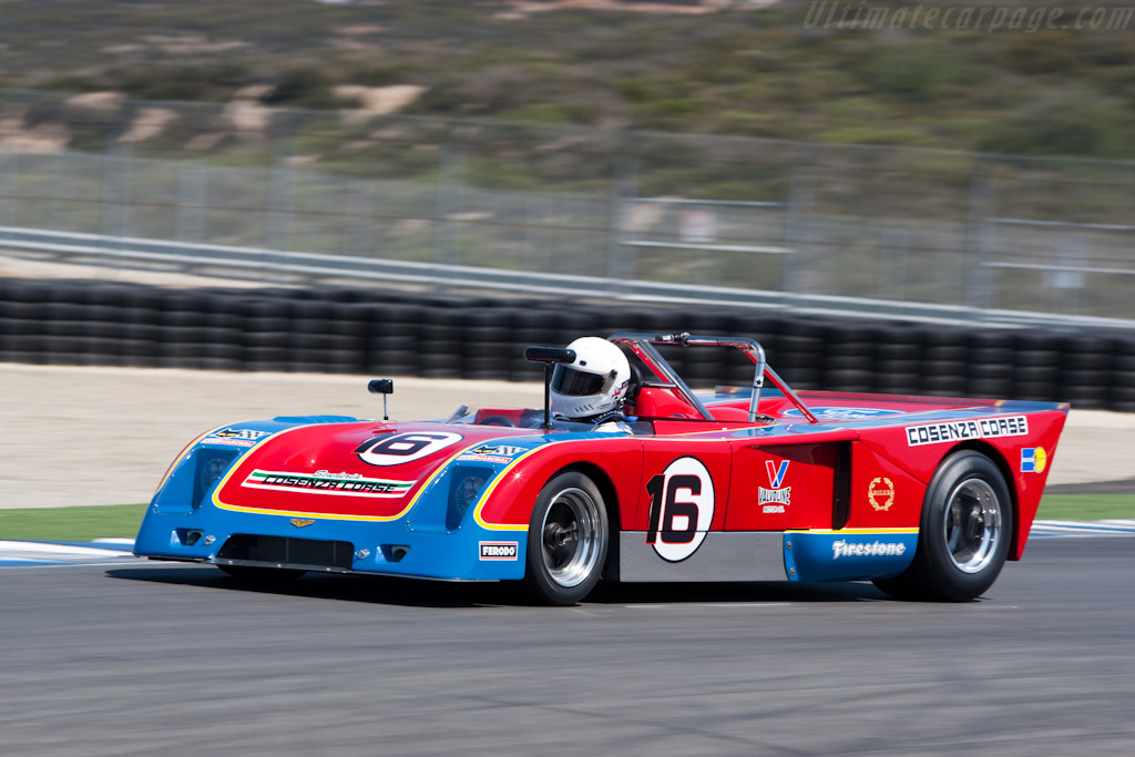 Chevron B23 - Chassis: B23-73-14   - 2009 Monterey Historic Automobile Races