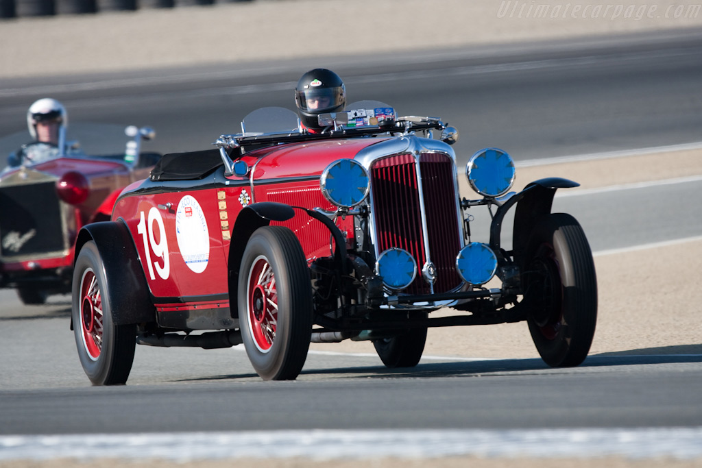 Chrysler CD-8 LM    - 2009 Monterey Historic Automobile Races
