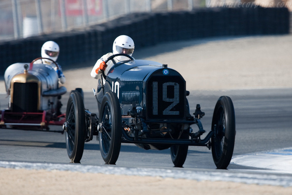 Cottin-Des Gouttes    - 2009 Monterey Historic Automobile Races