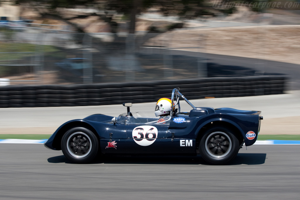 Crusader   - 2009 Monterey Historic Automobile Races