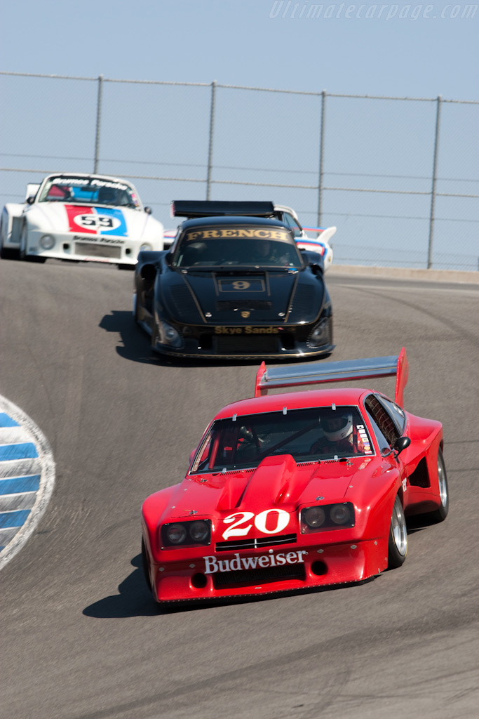 Dekon Monza    - 2009 Monterey Historic Automobile Races