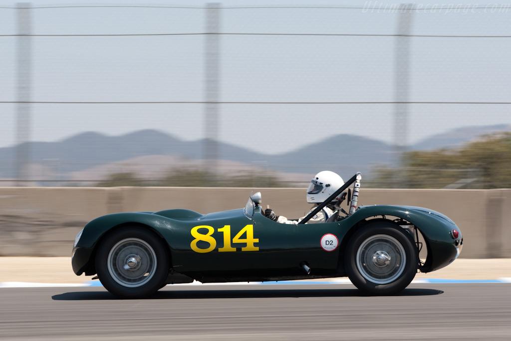 Elva Mk1    - 2009 Monterey Historic Automobile Races