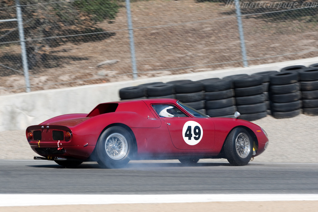 Ferrari 250 LM - Chassis: 6045   - 2009 Monterey Historic Automobile Races