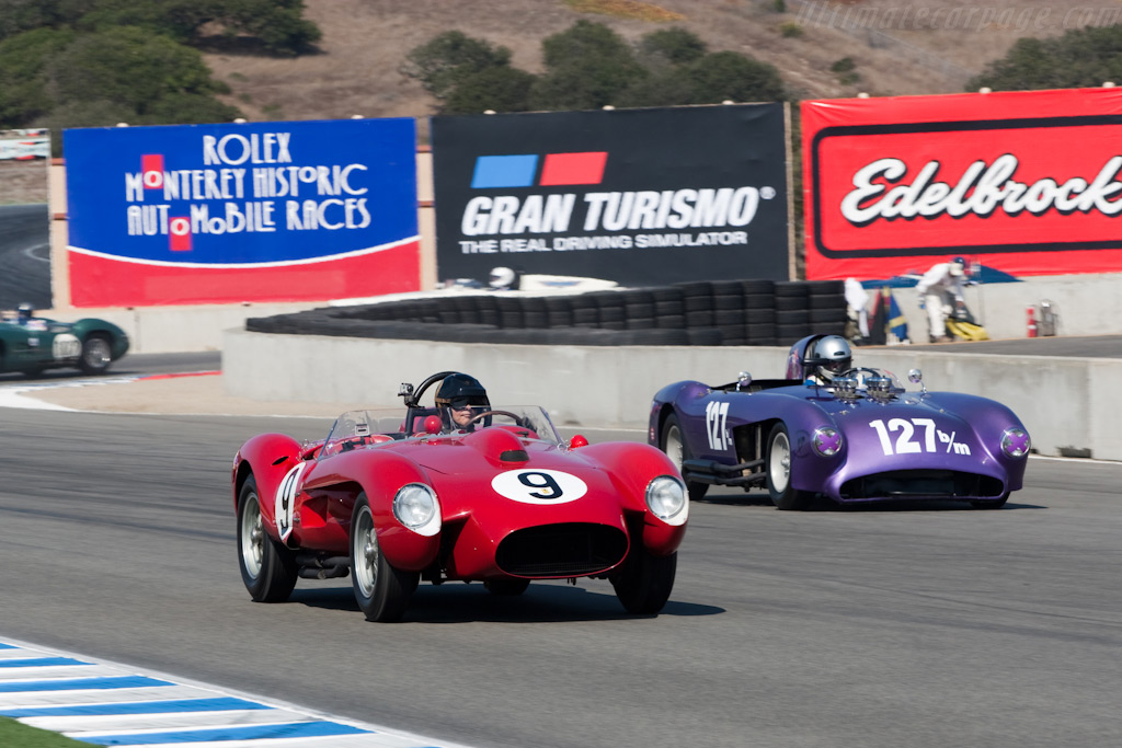 Ferrari 250 TR - Chassis: 0754TR   - 2009 Monterey Historic Automobile Races