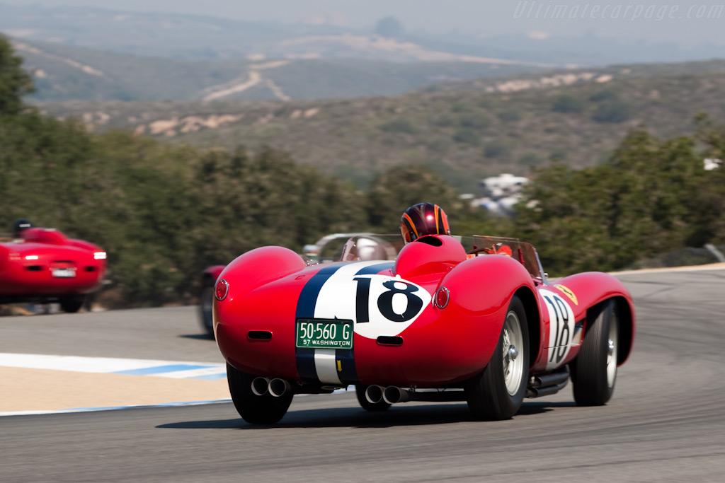 Ferrari 250 TR - Chassis: 0666 - Entrant: Jon Shirley  - 2009 Monterey Historic Automobile Races