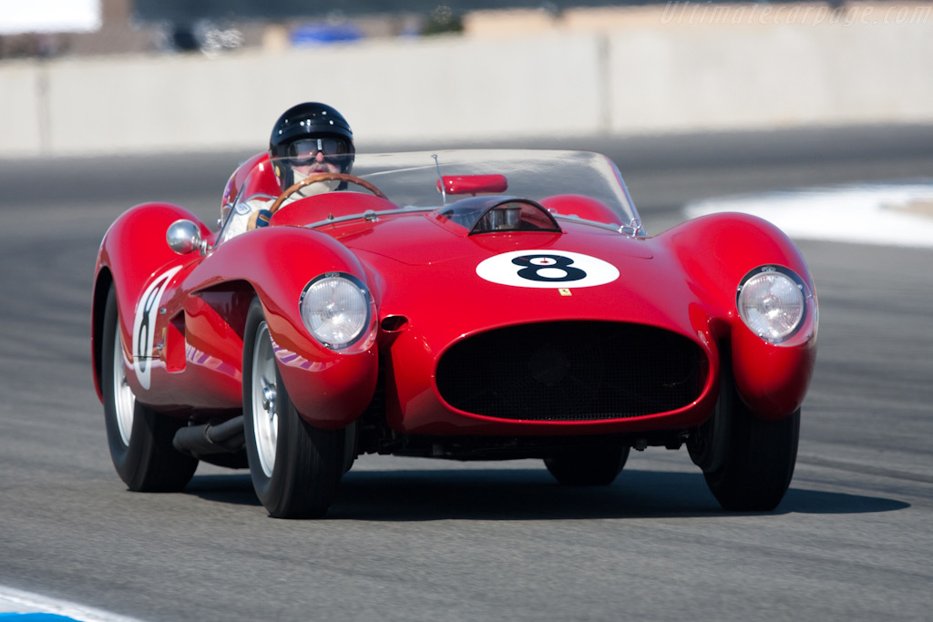 Ferrari 335 S - Chassis: 0764   - 2009 Monterey Historic Automobile Races