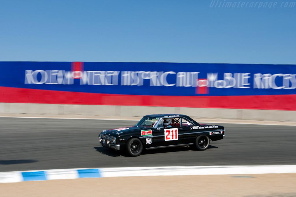 Ford Falcon    - 2009 Monterey Historic Automobile Races
