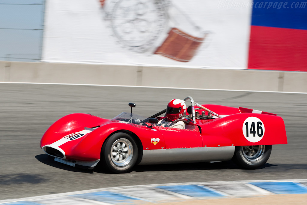 Huffaker Genie    - 2009 Monterey Historic Automobile Races