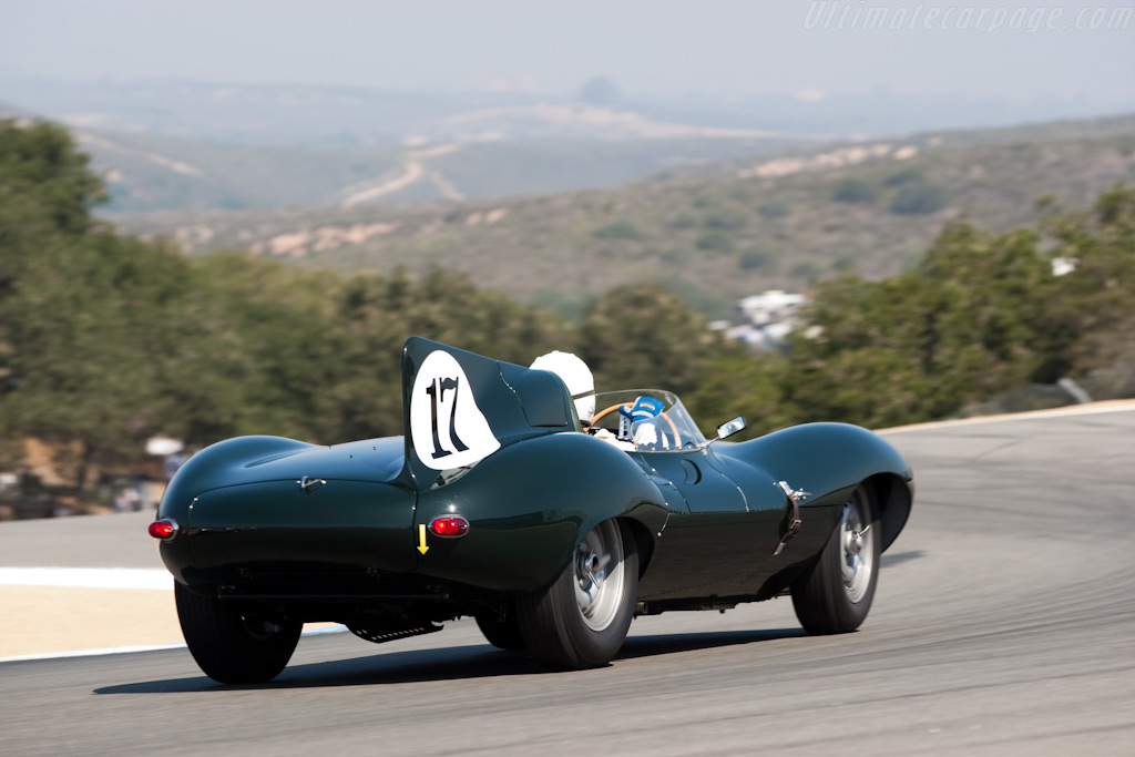 Jaguar D-Type - Chassis: XKD 575   - 2009 Monterey Historic Automobile Races