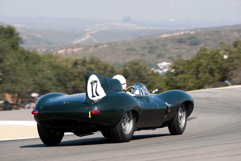 Jaguar D-Type - Chassis: XKD 575   - 2009 Monterey Historic Automobile Races