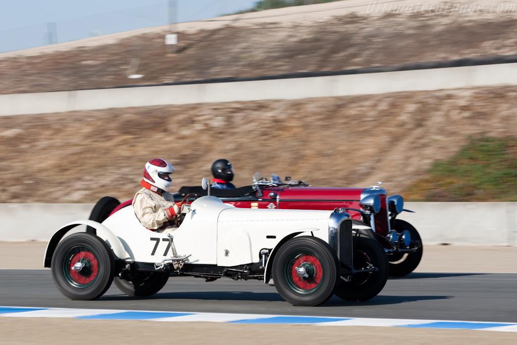 Lagonda Rapier    - 2009 Monterey Historic Automobile Races