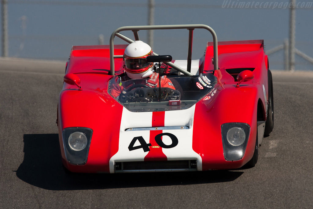 Lola T212 - Chassis: HU23   - 2009 Monterey Historic Automobile Races