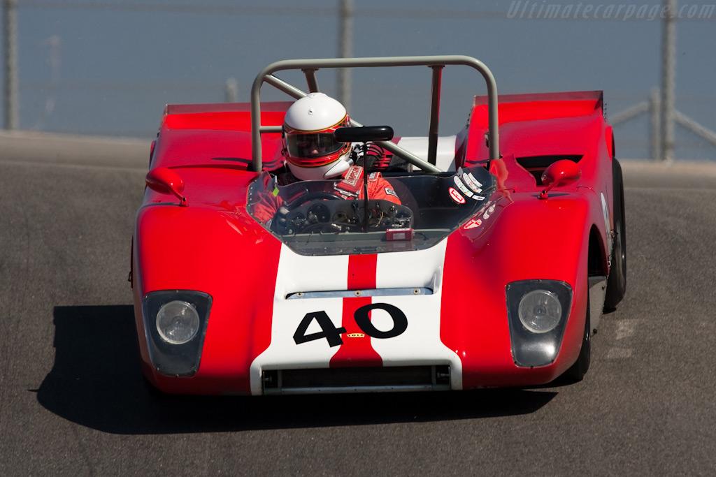 Lola T212 - Chassis: HU23   - 2009 Monterey Historic Automobile Races