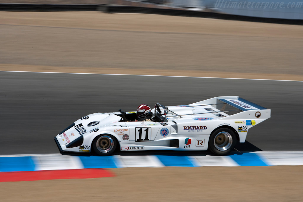 Lola T286 - Chassis: HU7   - 2009 Monterey Historic Automobile Races