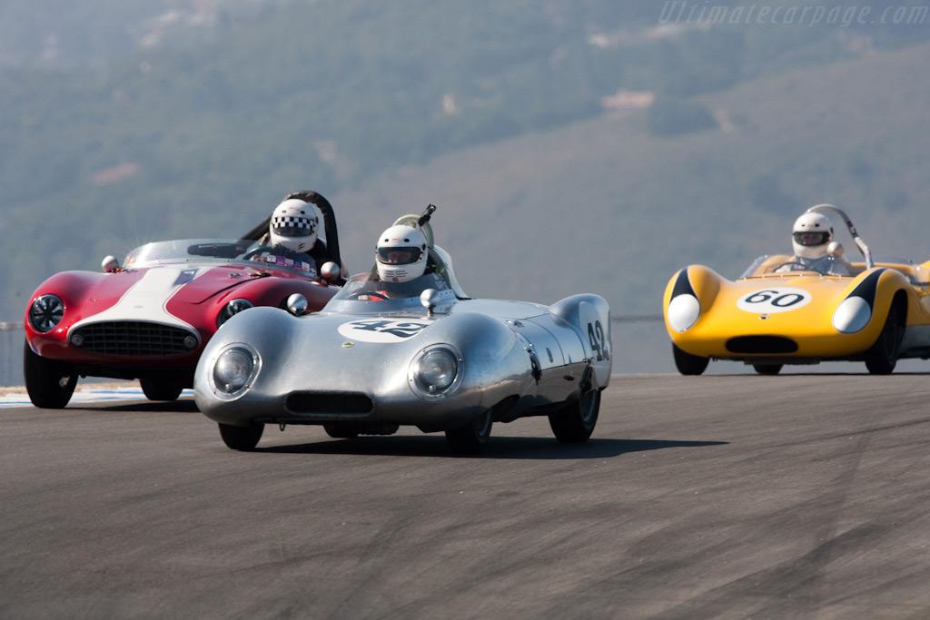 Lotus 11    - 2009 Monterey Historic Automobile Races