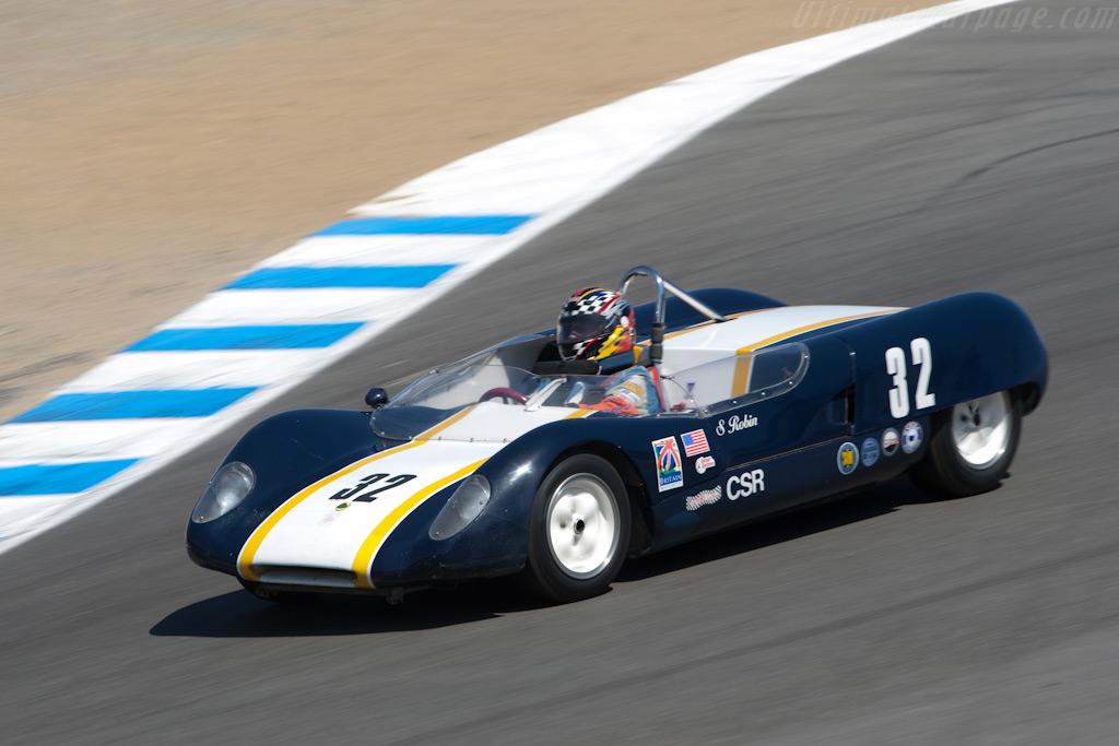 Lotus 23    - 2009 Monterey Historic Automobile Races
